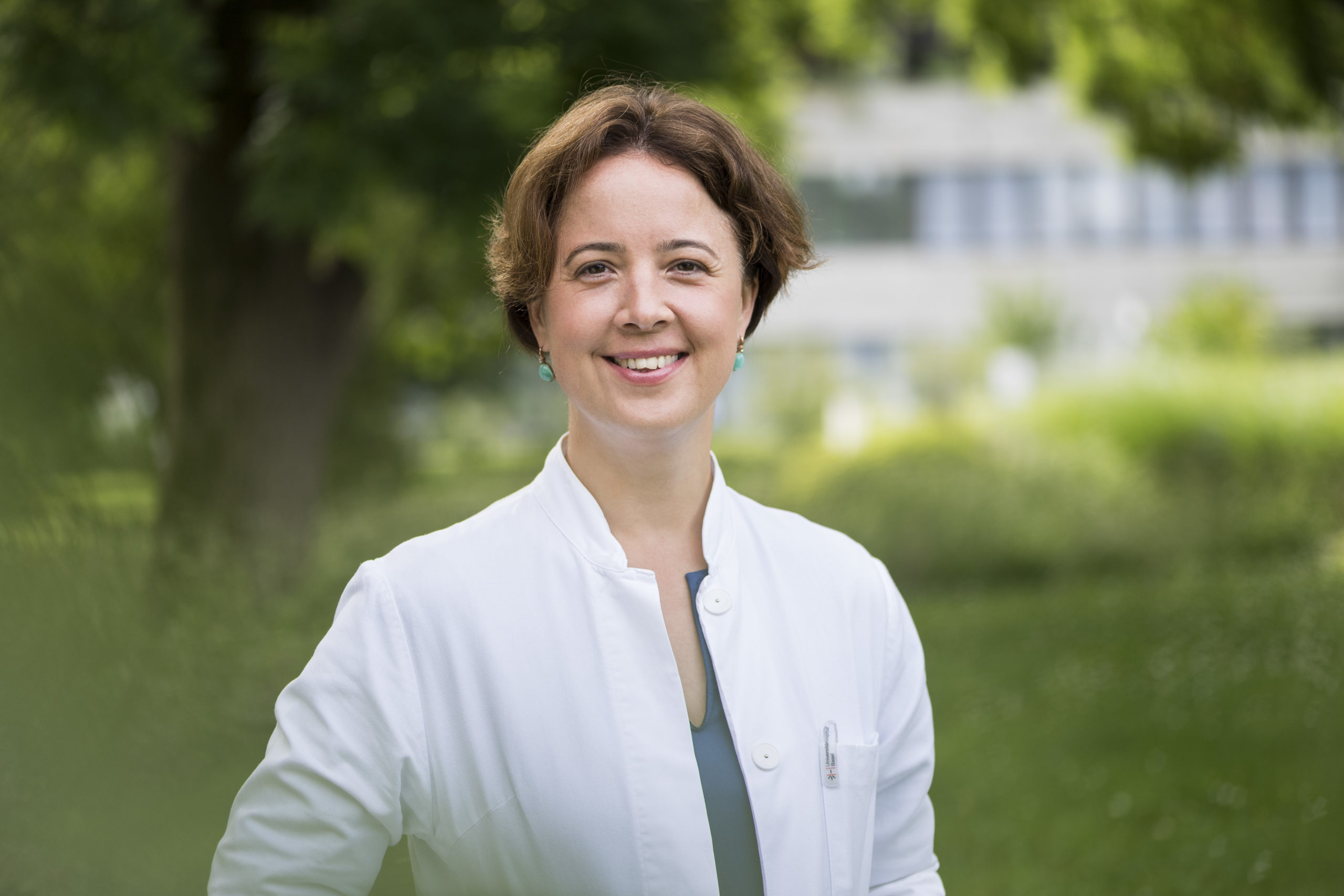 Dr. Rosemarie Burian, the Principal Investigator of the NANO Study